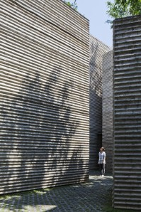 House for Trees / Vo Trong Nghia Architects-for-trees-vo-trong-nghia-architects_06_wall_detail-666x1000