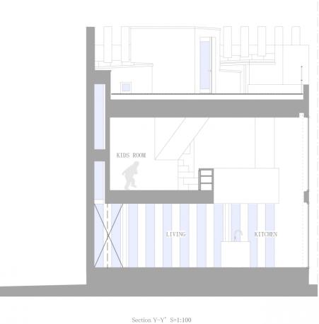 5144ad86b3fc4baa2c000067_house-in-muko-fujiwarramuro-architects_section-984x1000