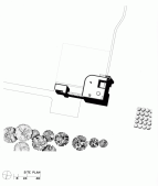 5331ee5dc07a808489000005_ad-classics-saltzman-house-richard-meier-partners-architects_rmp_saltzman_house-site_plan-846x1000